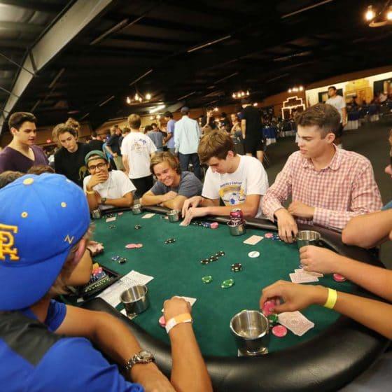 Project Graduation Casino Night